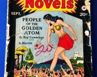 """1940 """"Fantastic Novels"""""""