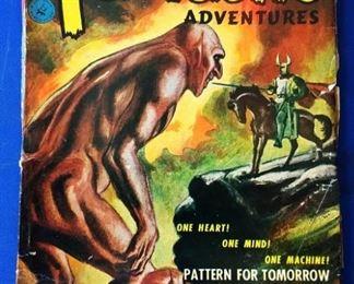 """1952 """"Fantastic Adventures"""""""