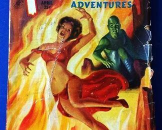 """1951 """"Fantastic Adventures"""""""