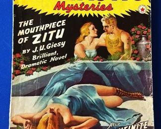 "1942 ""Famous Fantastic Mysteries"""