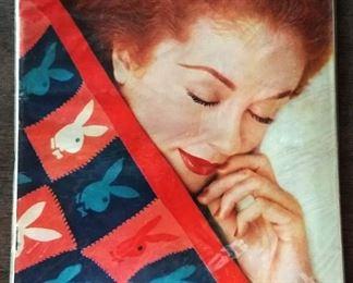 May 1956 Playboy Magazine