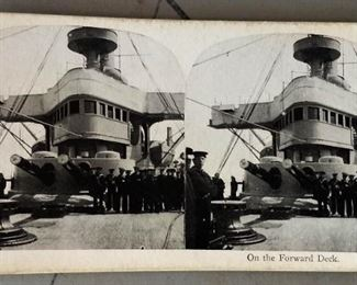 Pre-WWI/Spanish-American War Stereoptican Slides