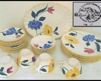 Blue Ridge Southern Pottery was in business from 1930-1957.