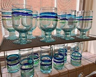glassware and kitchenware