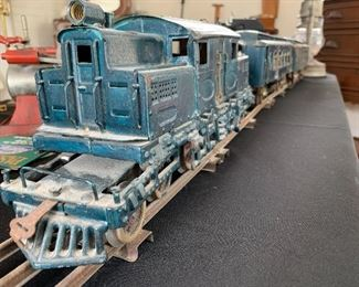 More Ives trains!