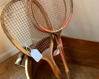 Antique rackets