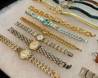 Fashion watches for ladies and gents