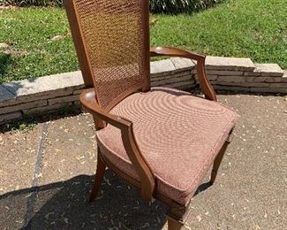 Set of SIX dining chairs. All in great condition