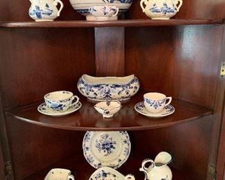 Delft porcelain ware