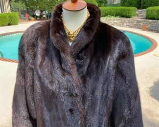 Full Length Mink for the fashionista in your life