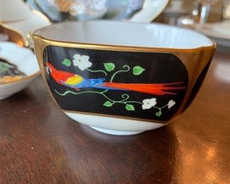 Lynn Chase Jaguar Jungle Fine China pictures don't do them justice!