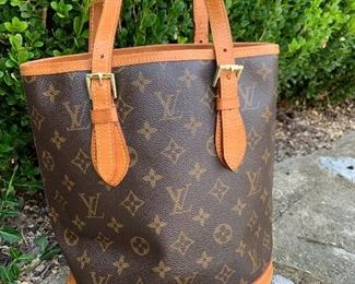 Carry the perfect faux LV!