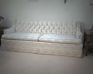 Large, comfy love seat