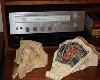 Electronics and Decorative Accents
