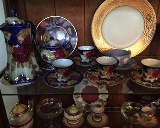 China tea sets/ tea Pots