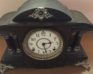 Seth Thomas Clock W/ Key