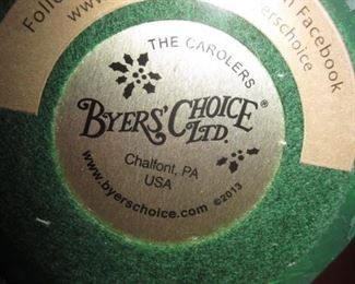 Byers Choice Collections