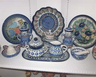 Polish China Sets