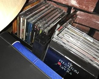 CD'S, DVD'S