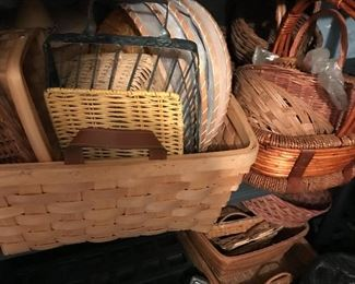 tons of baskets