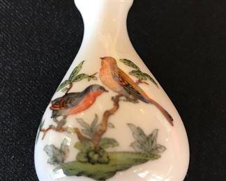 Herend bud vase