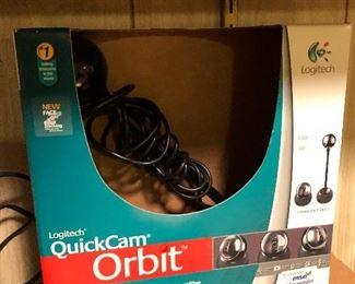 Logitech Quick Cam Orbit