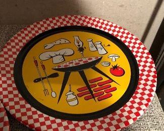 Vintage Pizza pans