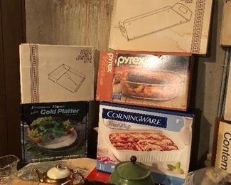 Vintage New in Box kitchen items