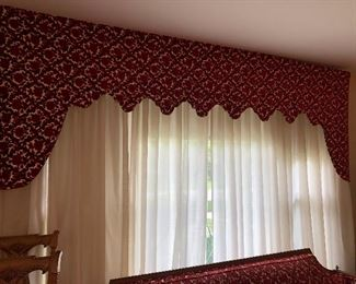 Matching Valances for sale