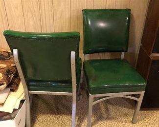 GLobe Wernicke Chairs
