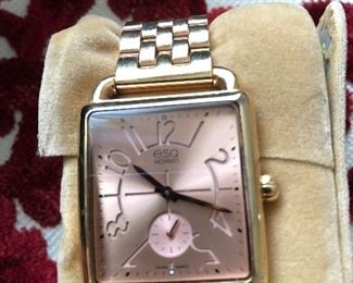 Collection of ladies watches ESO Movado