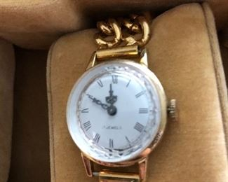 Collection of ladies watches 17 Jewels