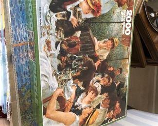 Ravensburger New Puzzles