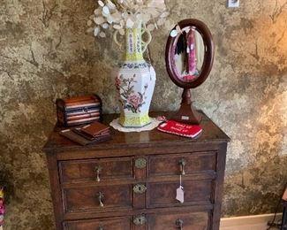 Beautiful antique chest