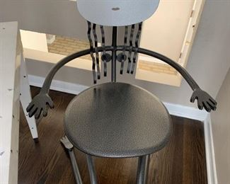 Fred Garbotz chairs