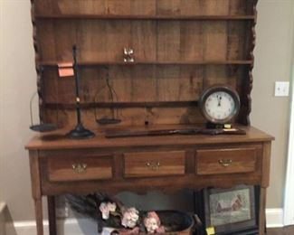 Beautiful large hutch by British Traditions