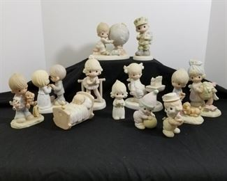 Precious Moments Collection Enesco Figurines set of 12https://ctbids.com/#!/description/share/233790