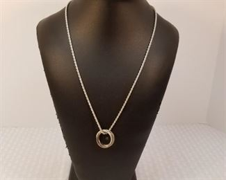 925 Silver Necklace Chain https://ctbids.com/#!/description/share/233708