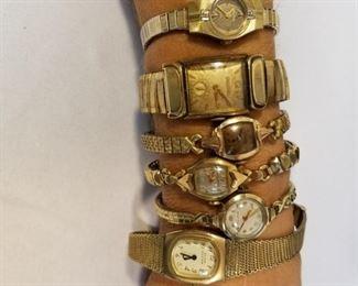 6 Vintage Bulova Watches https://ctbids.com/#!/description/share/233729