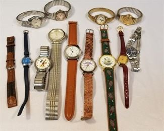 Time to Get Some Vintage Watches https://ctbids.com/#!/description/share/233730