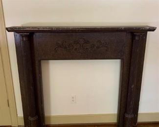 Fireplace Mantel https://ctbids.com/#!/description/share/233759