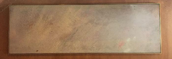 """PETER ALEXANDER BRADLEY 1973                            HUGE SIZE  44 1/4""""  X  136"""""""