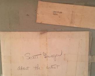 SCOTT GRIEGER 1974