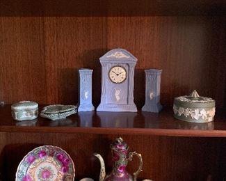 Wedgewood Jasperware set