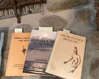 Local NY books