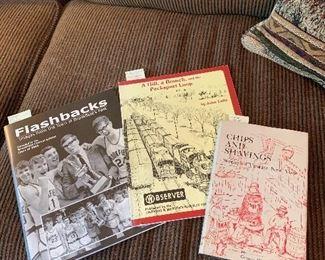 Brookfield, Railroad books
