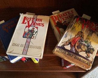 4 Venus books