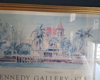 Kennedy Gallery Print