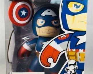 Marvel Universe Captain America Mighty Muggs Figure