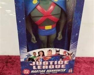 "10"" Martian Manhunter (Justice League)"